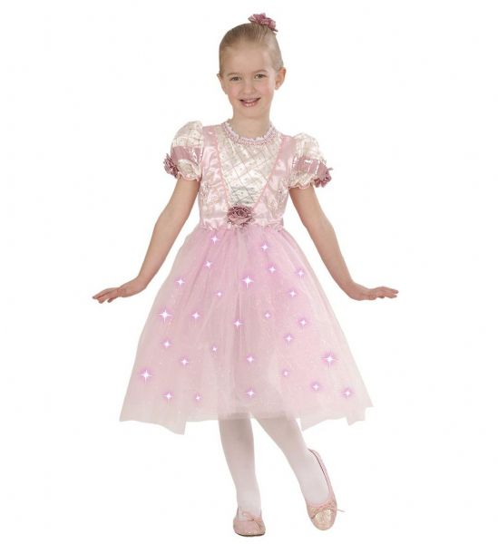 Girls Ballerina Costume Fancy Dress